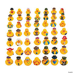Rubber Ducky Assortment