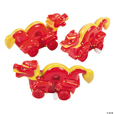 Chinese New Year Dragon Wind-Ups