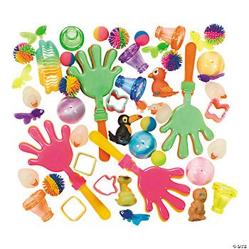 Novelty Toy Assortment