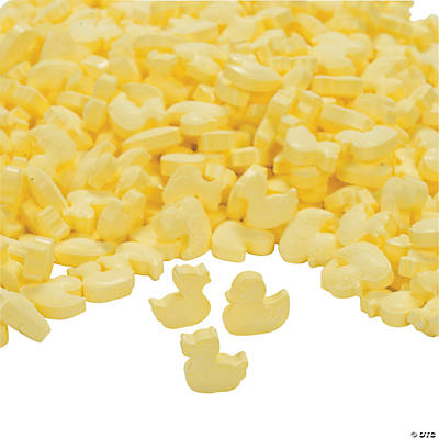 Yellow Duckie Candies