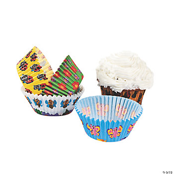 Spring Designs Baking Cups