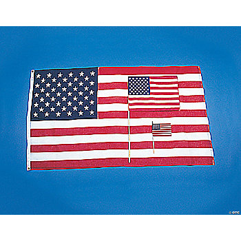 Cloth American Flag