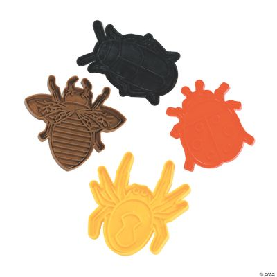 Bug-Shaped Cookie Presses