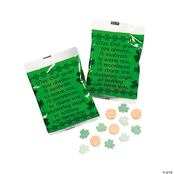 Inspirational St. Patrick's Day Candy