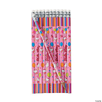 """Hello Kitty®"" Balloon Dreams Pencils"