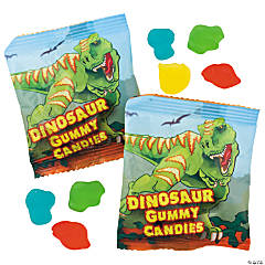 Dino-Mite Gummy Fun Packs
