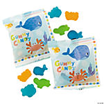 Under The Sea Boy's Gummy Fun Packs