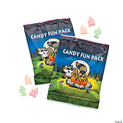 Camp Out Adventure Hard Candy Fun Packs