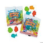 Aquatic Character Gummy Fun Packs