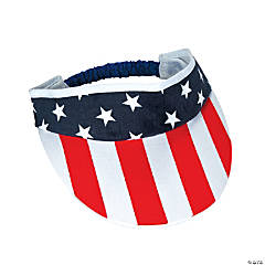 Stars & Stripes Visors