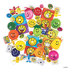 Smile Face Novelty Assortment