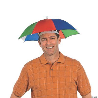 Umbrella Hat - Oriental Trading