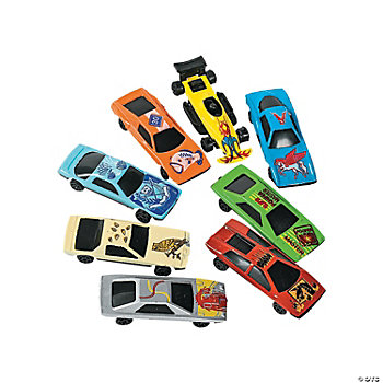 Auto  Racing Email Stationary on Die Cast Race Car Assortment   Oriental Trading