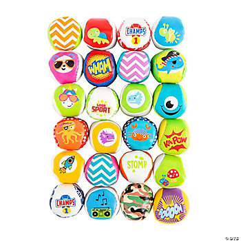 Mega Vinyl Kick Ball Assortment