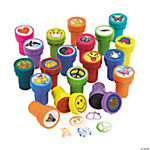 Plastic Stamper Assortment