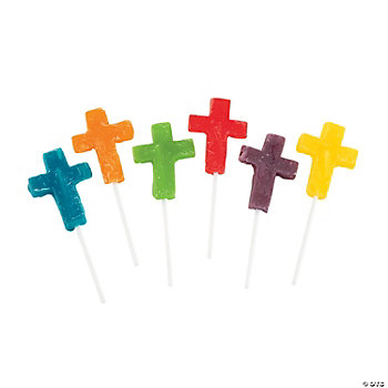 Cross-Shaped Suckers