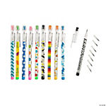 Stacking Point Pencil Assortment