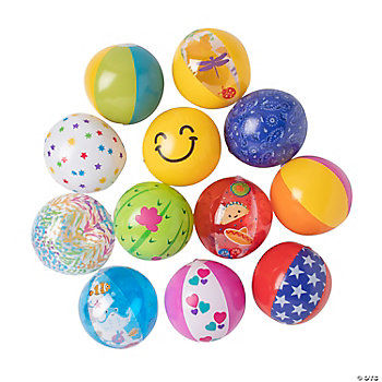 Mega Inflatable Beach Ball Assortment