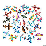 Foam Bulk Glider Assortment - 72 pcs.