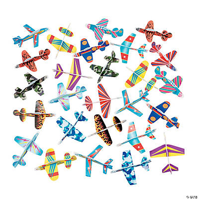 Bulk Glider Assortment - 72 pcs.