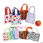Mega Patterned Tote Bag Assortment