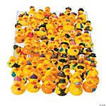 Vinyl Mega Rubber Ducky Assortment