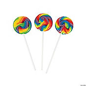 Mini Swirl Pops