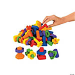 96 Pc. Nifty Nuts & Bolts Set