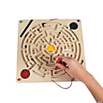 Wooden Magnetic Maze