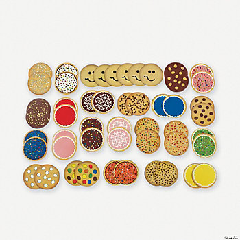 56 Pc. Cookie Matching Game