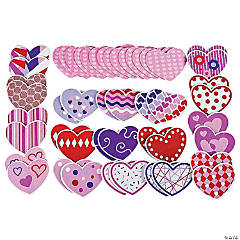 56 Pc. Marvelous Matching Valentine Game