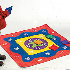 Terrific Target Bean Bag Toss Rug