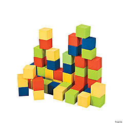 Bright Foam Blocks