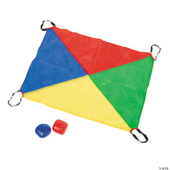 Two-Person Parachute Set