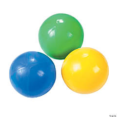 6 Medium Great-To-Grip Squishy Balls