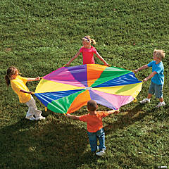 6-Ft. Super Sturdy Parachute
