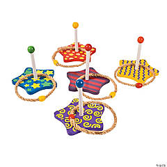 Wacky Ring Toss Game