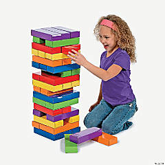 Giant Stacking Game