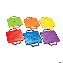 Jumbo Rainbow Scooter Set