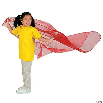 Super Soaring Dancing Scarves