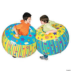 Nifty Inflatable Body Bopper Set