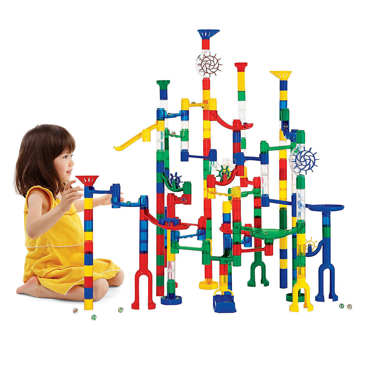 Marble Toys For Boys : Mega marble run holiday gift guide ages mindware