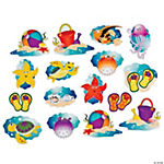 48 Seaside Learning Cutouts