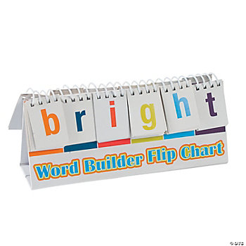 4 Pc. Word Builder Set