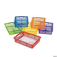 Classroom Storage Baskets with Handles