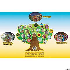 Jesse Tree Bulletin Board Set