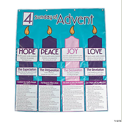 Advent Calendar Pocket Chart