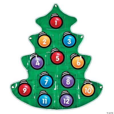 12 Days of Christmas Pocket Chart