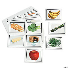 Carson-Dellosa Food Learning Cards