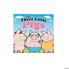"""The Three Little Pigs"" Early Reader Books"